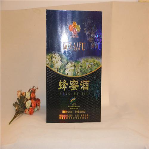 Milaifu - Cuidado de la Salud Honeymead - El paquete de regalo de botella doble 12 °