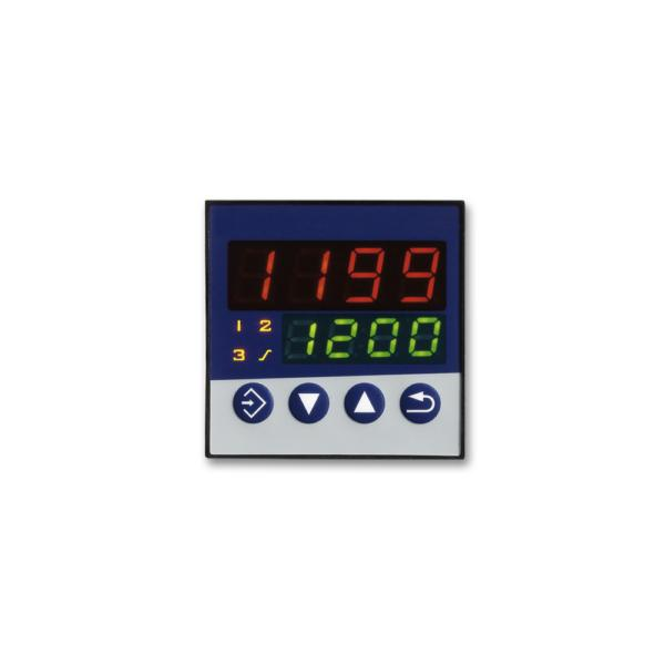 Quantrol – Compact controller LC100 - Displays