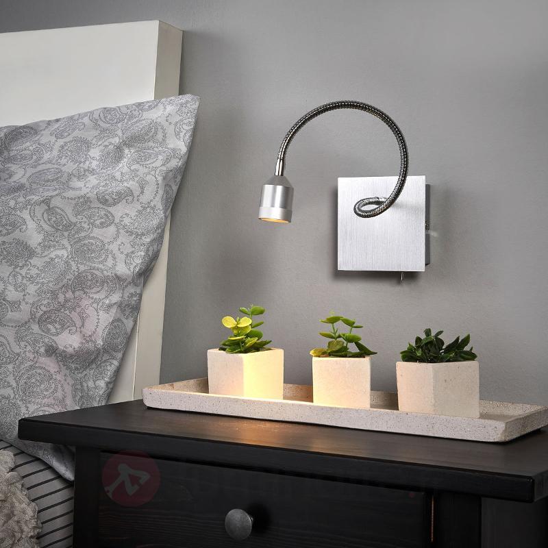 Applique polyvalente LED Lovi avec bras flexible - Appliques LED