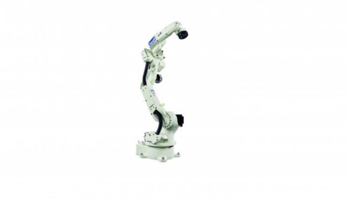 6 Axis-Robot FD-B6 - Fast, slim and user-friendly arc welding / handling robot