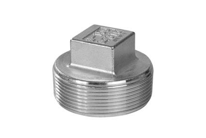 Square Plug - Stainless Steel Square Plug Carbon Steel Square Plug Manufacturer and Expoter