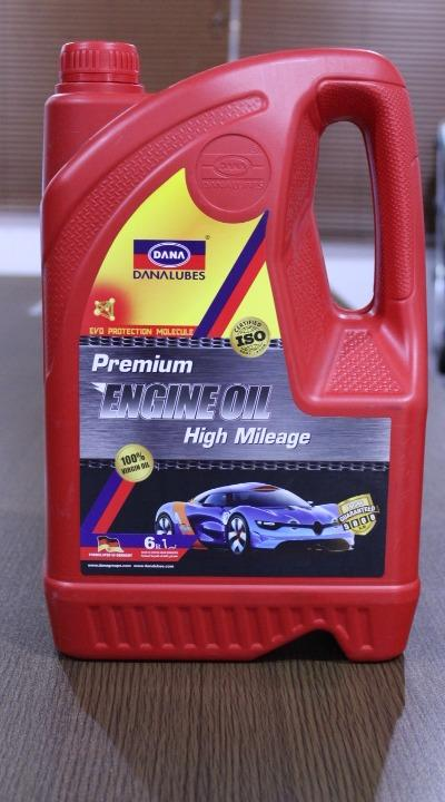 Aceites de motor Full Synthetic- Gasolina y Diesel SAE 15W40 -