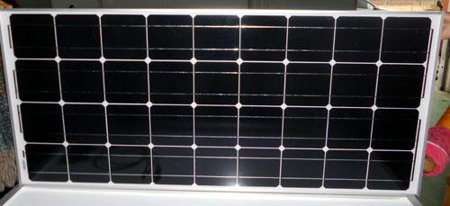 монокристаллический солнечный модуль солнечной панели 100w - чистая энергия, 25 лет жизни