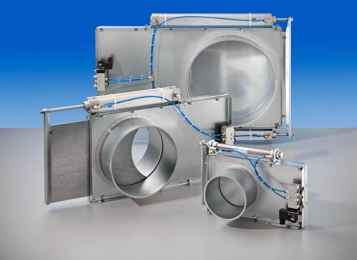 Piping/duct systems - dedusting
