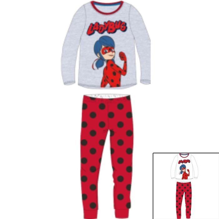 Mayorista Europa Pijama Ladybug Miraculous - Pijama