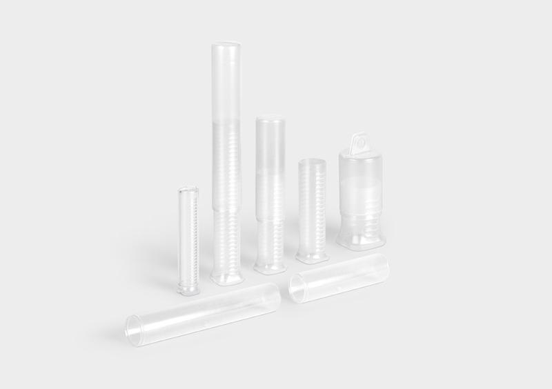 TelePack - Tube en plastique