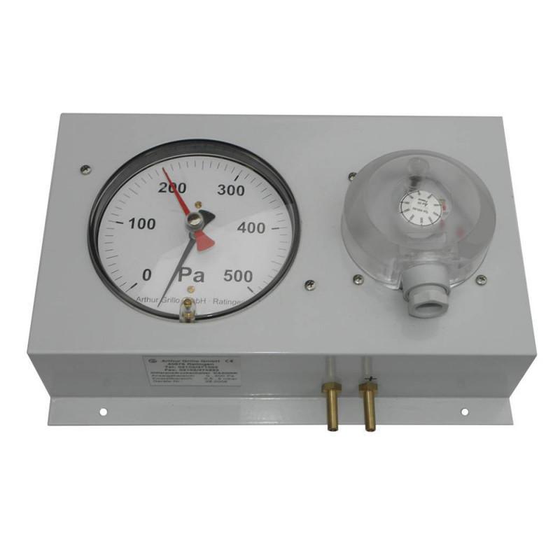 Indicatore di pressione con quadrante - DA2000-K - Indicatore di pressione con quadrante - DA2000-K