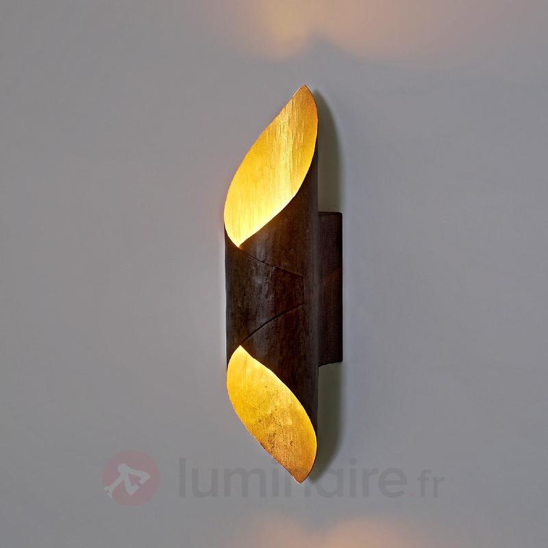 Applique Organo au design unique - Appliques en laiton/dorées