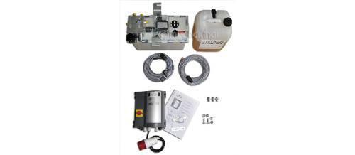 Austauschlösungen - Umrüstsätze Hydraulik und Steuerung Klappkeil