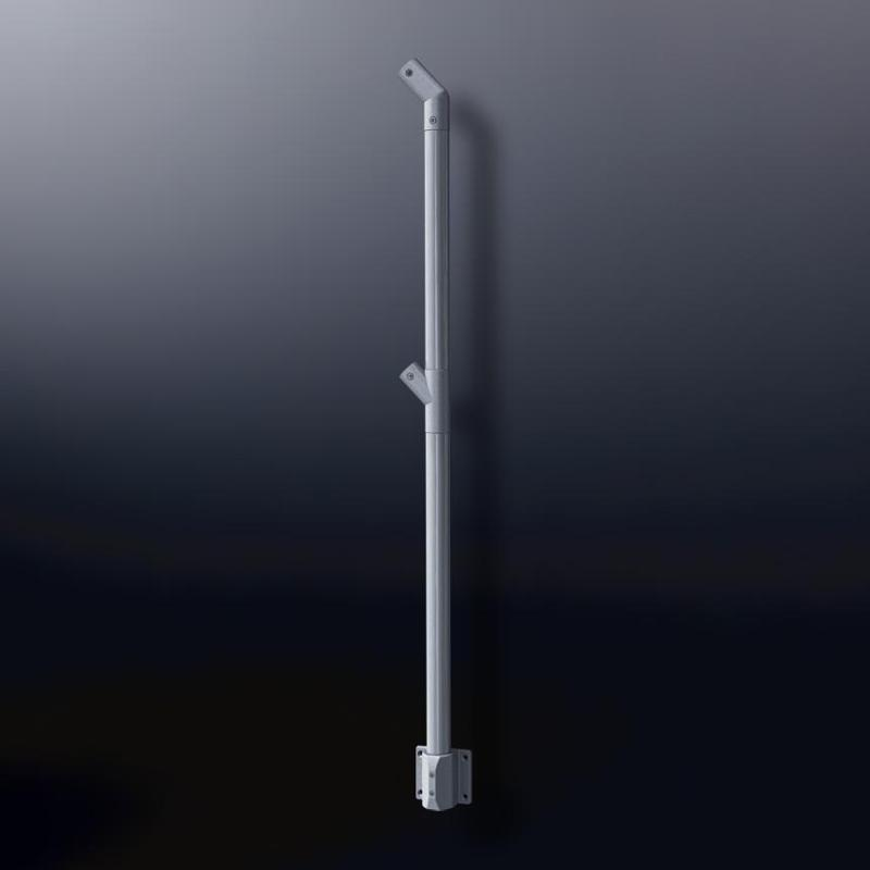 XT design tubular fittings - Stair Start Post Nr. 1030-XT