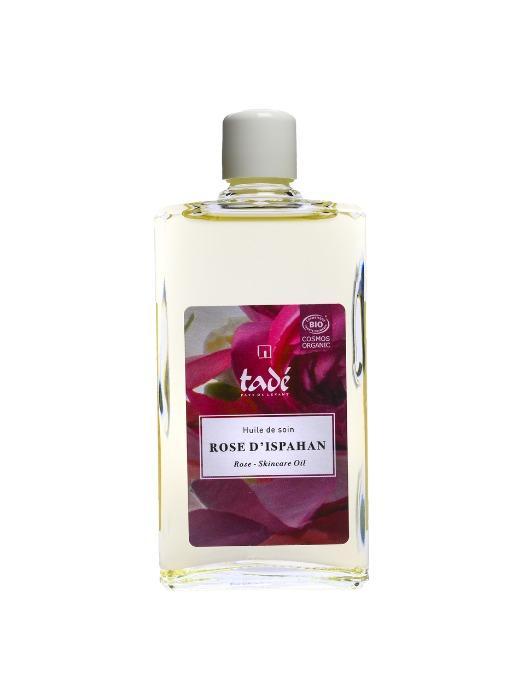 Huile De Soin - Rose D'ispahan - Certifiée Cosmos Organic 100ml - Huile sèche parfumée