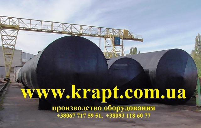 Резервуары для хранения нефтепродуктов - подземные резервуары