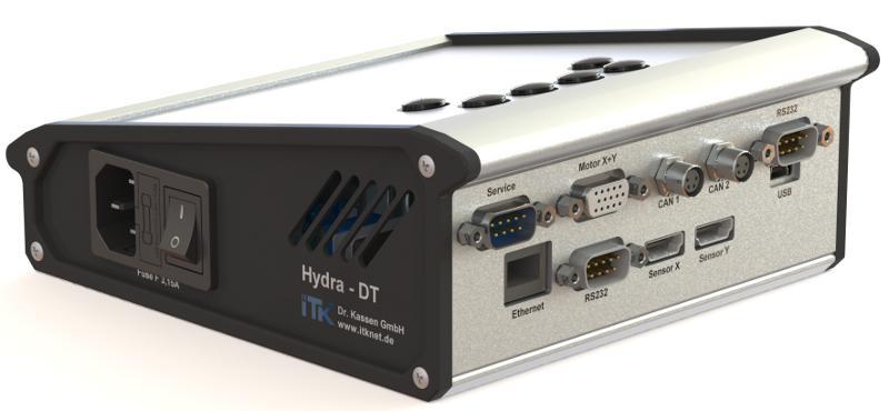 Hydra Steuerungen - Hydra DT