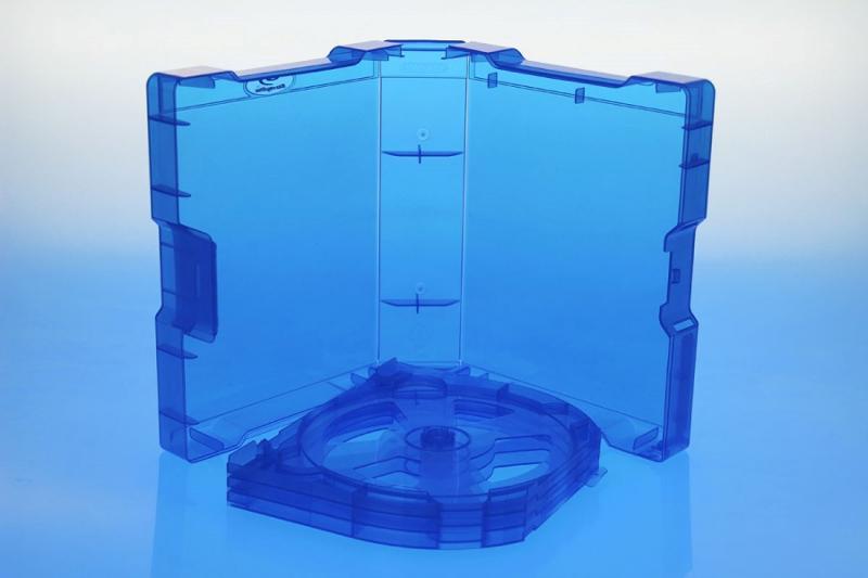 AMARAY BluRay Megapack - 6 bis 12 discs - blau - BluRay & UHD