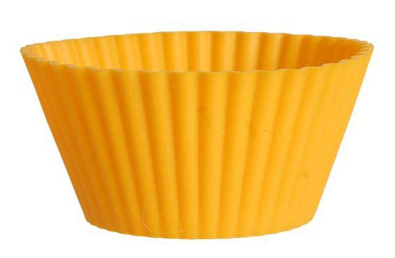 kids muffin cup set de 8 vert d7 x h3,5 - 500144