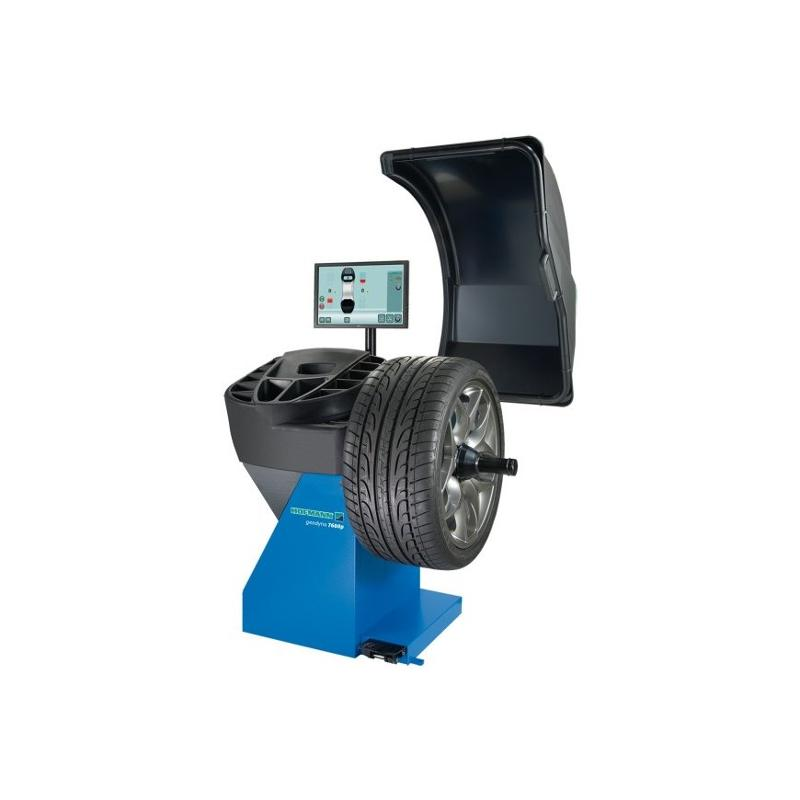 Wielbalanceerapparaat HOFMANN GEODYNA 7600p/7600l - Wielservice