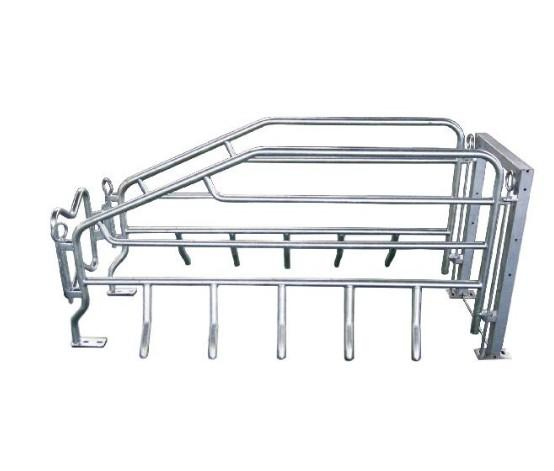 Automatic-Welding Pig Dip Galvanized Tube Gestation Crates - Pig/sow /piglet/piggery farrowing crate/ Gestation/stall/pen