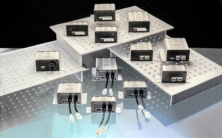 DC/DC Converter for the Car & Industrial Use - DC/DC Converters