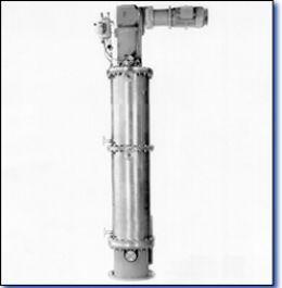 Thermal process engineering Thin Film Evaporation - Thin Film Heat Exchanger Type DW