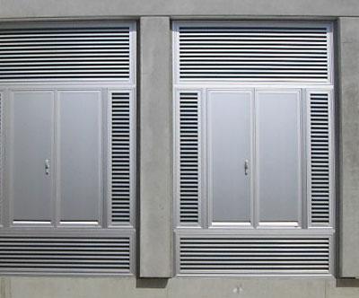 Door installations - Betonbau individual components