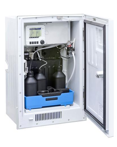 Analyseur d'ammonium Liquiline System CA80AM - null