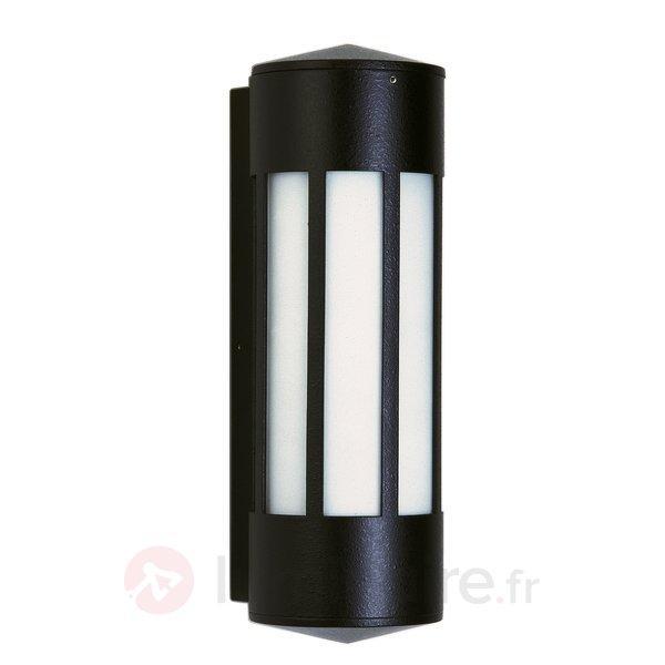 Elégante applique d'extérieur 247, noir - Toutes les appliques d'extérieur
