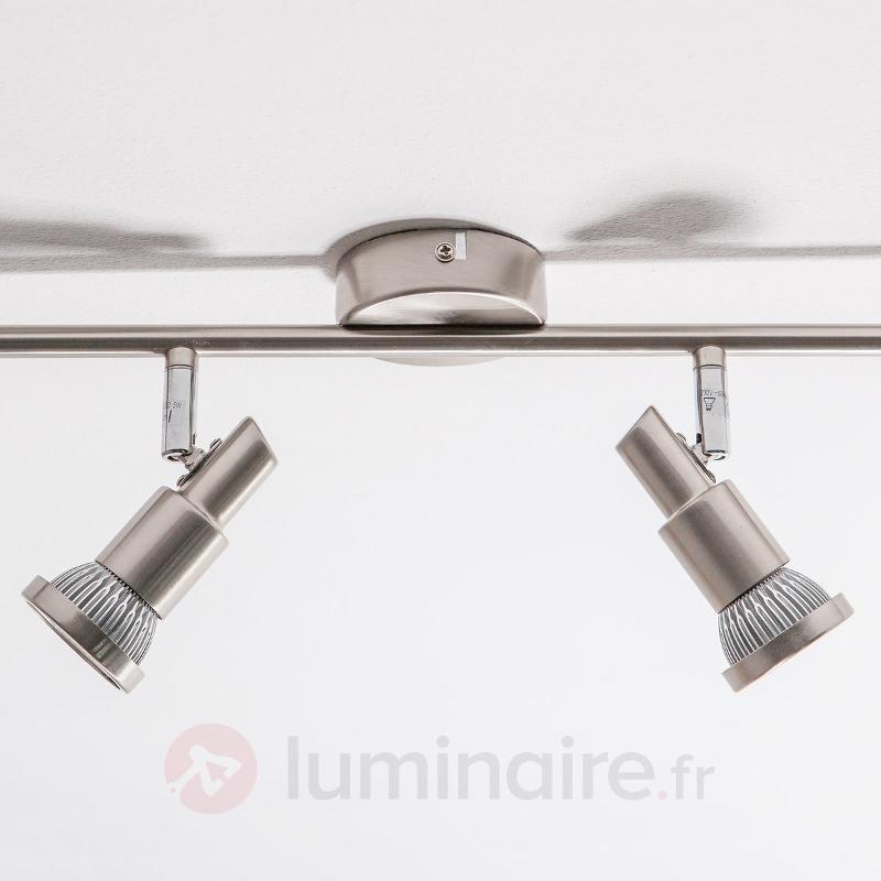 Plafonnier LED Aron à quatre lampes - Plafonniers LED