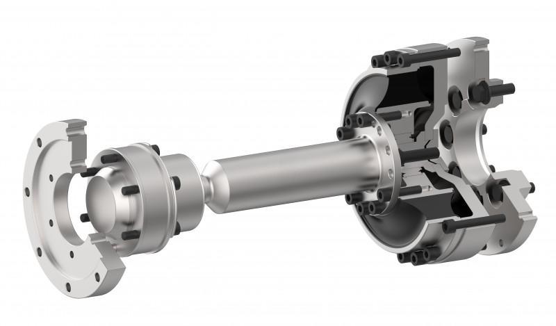 TOK - TOK Système Arbre d'accouplement hautement élastique pour bancs d'essai