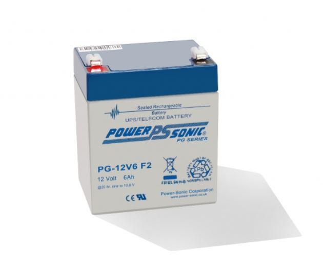 Grossiste batterie stationnaire Power Sonic - Batterie stationnaire PG 12V 6