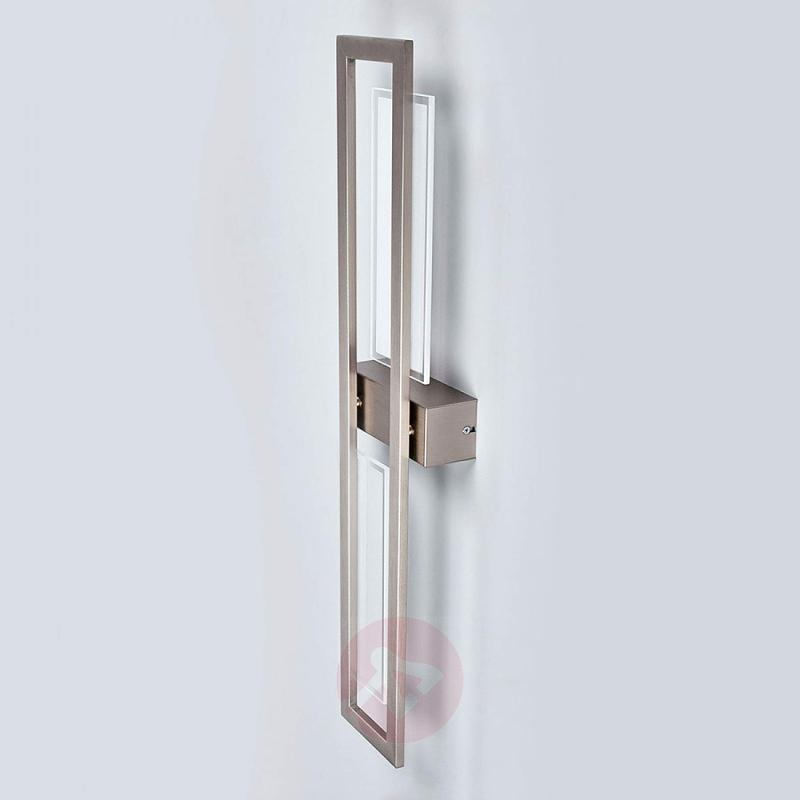 Two-bulb LED wall light Nele - indoor-lighting