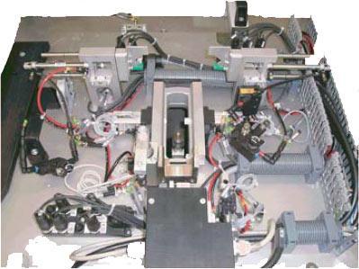 """Poste contrôle """"puissance électrique"""" - machines controle et tests"""