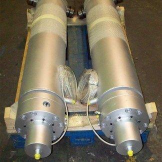 Cilindri comando porta con raffreddamento esterno e sistema  - Cilindri speciali