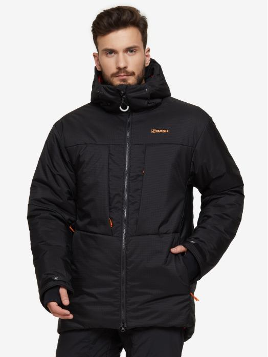 SOLUTION - Winter insulated jacket for men