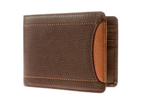 1358 Men's Leather Wallet - Men