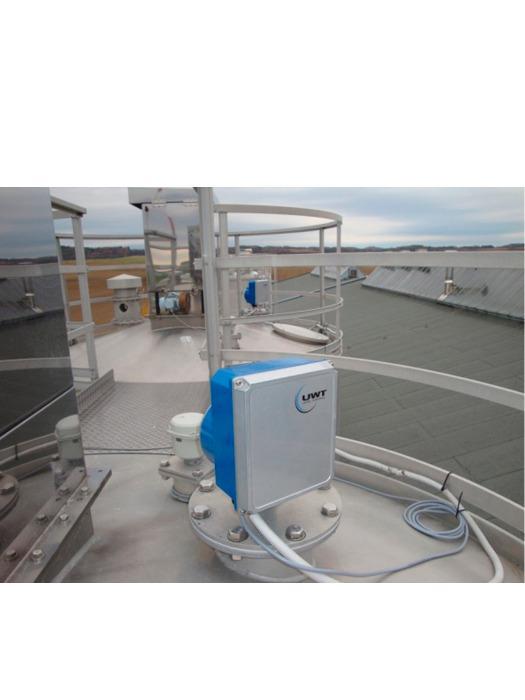 Sensor eletromecânico NivoBob® NB 4000 - Medição de nível contínua - Adequado para a maioria dos granulados e sólidos