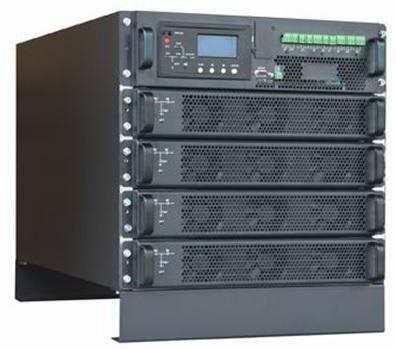 Onduleur modulaire pour baie informati