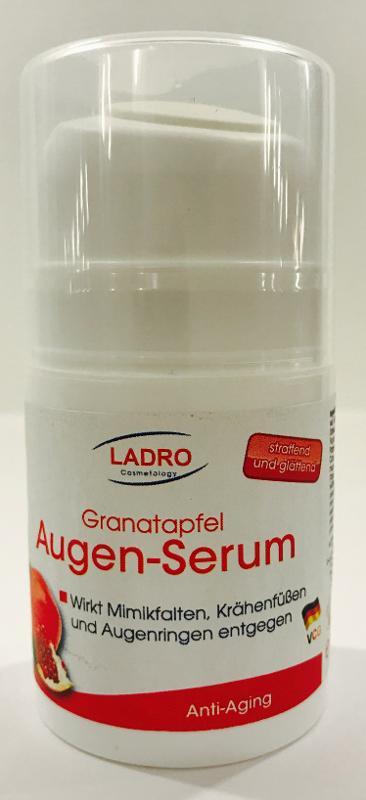 LADRO Granatapfel Augen - Serum Anti-Aging 50 ml - Kosmetik