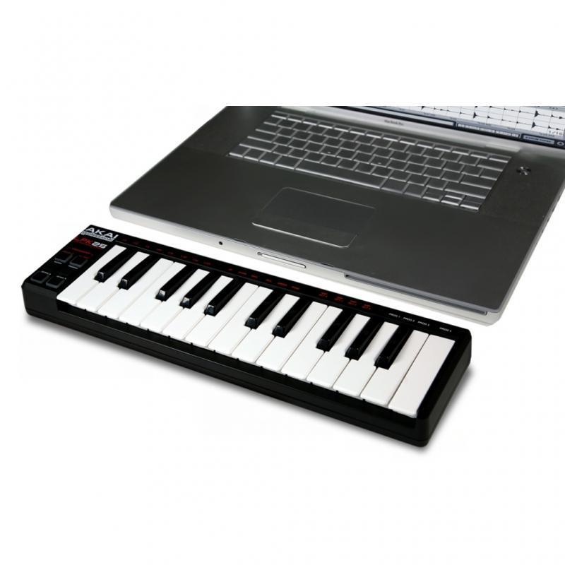 Keyboards - Akai LPK 25