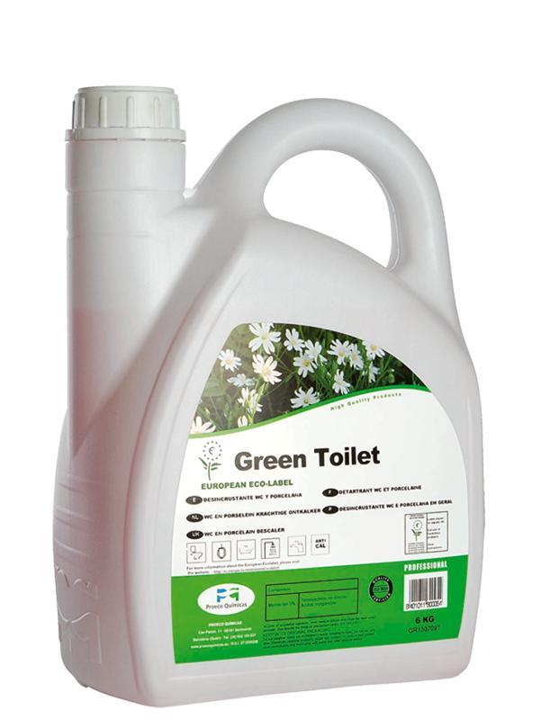 Produits d'entretien Écologique - Green Toilet