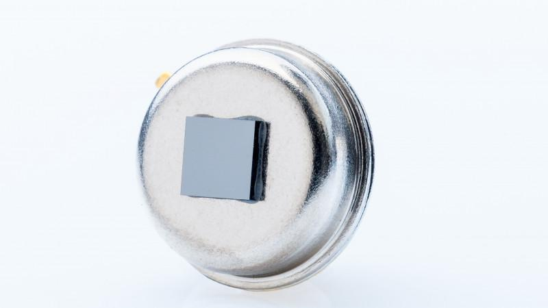 thermopile detector for temperature measurement, TO39 - One channel Thermopile detector based on MEMS technology, small active area