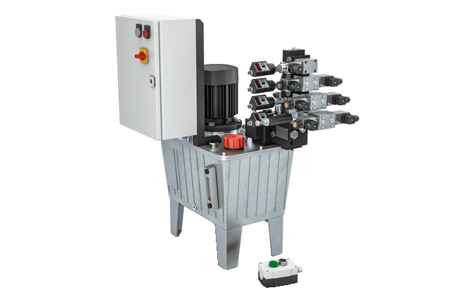 Modular power unit - Article ID 8458003