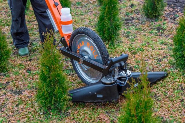 Weed Control - MANKAR® ULV spraying systems