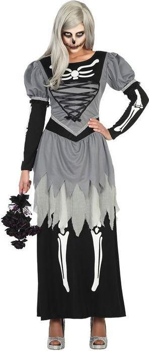 Mariée taille XS/S à XL - Décoration et déguisements pour Halloween