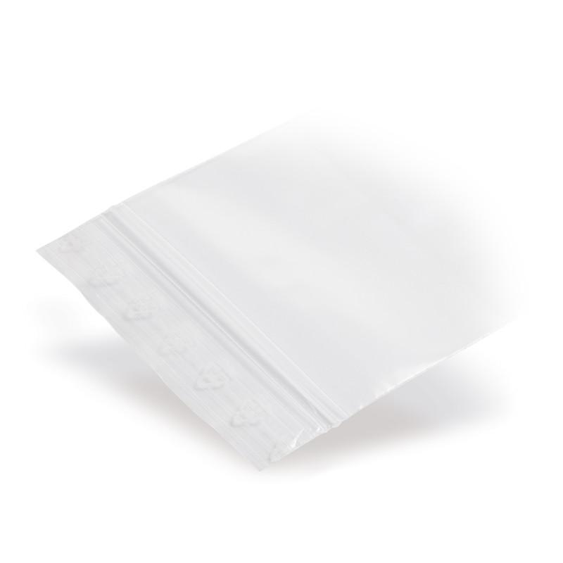 LDPE-Grip Seal Bags Without Print On Panel 50 µm - LDPE-Grip Seal Bags Without Print On Panel 50 µm
