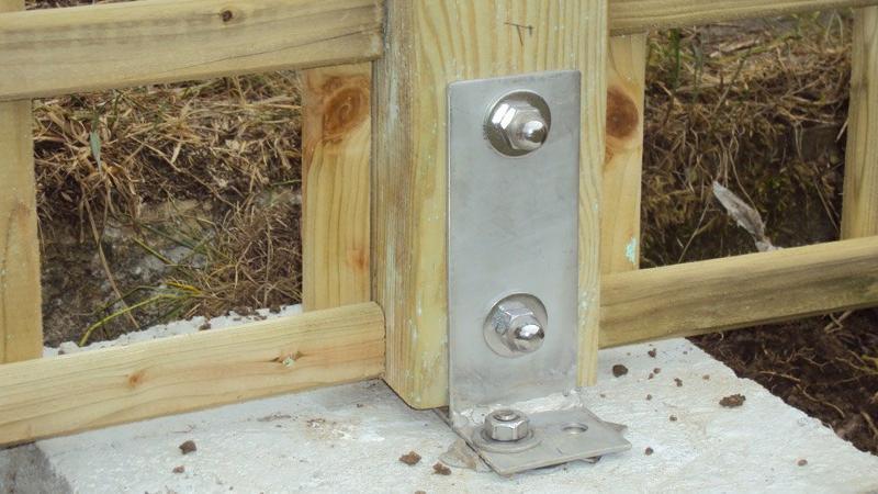Traitement du bois par autoclave - Pin