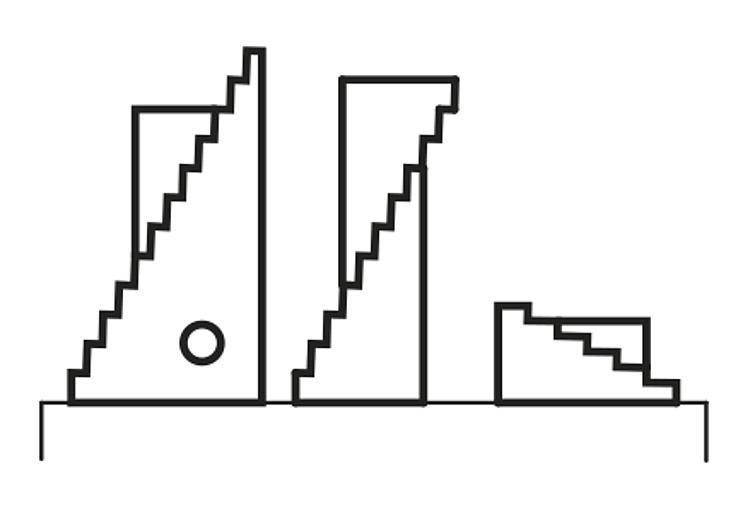 Step Blocks - Support elements