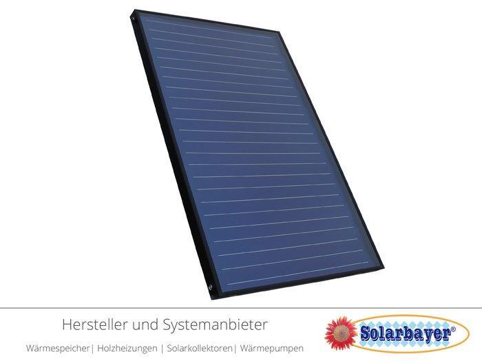Solarbayer Aluminiumkollektoren  - PremiumPlus AL