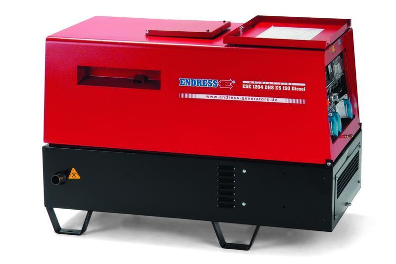POWER GENERATOR for Professional users - ESE 1204 DHS-GT ES Diesel