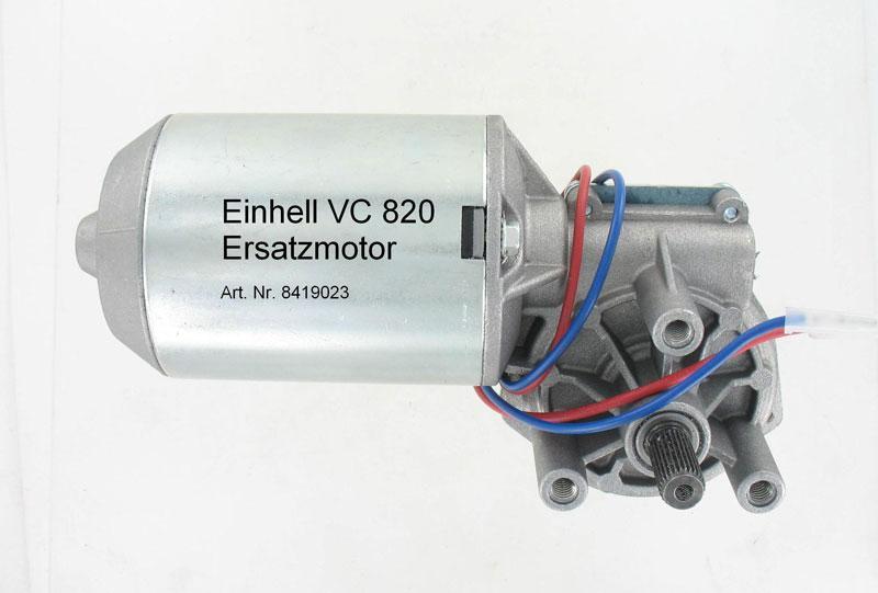 8419023 210251006 - Motor Einhell 8419023 VC 820 24V DC for an Einhell garage door opener