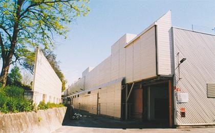 Noise barriers - Industrial noise barriers